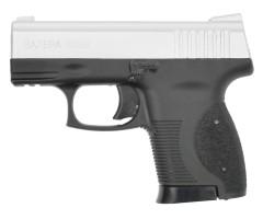 Охолощенный СХП пистолет Валера-СО Kurs, 10ТК, хром
