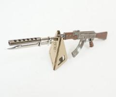 Макет автомата АК-47 (малый) 16 см