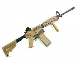 Страйкбольный автомат G&G TR16 R4 Carbine Desert (M4A1) TGR-016-R4C-DBB-NCM