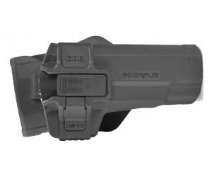 Кобура с кнопкой Fab Defense M24 Paddle 1911 R для Colt 1911 (черная)
