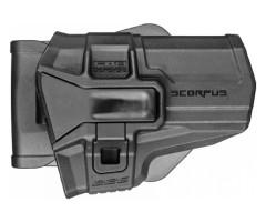Кобура поворотная Fab Defense M1 226S для Sig Sauer P226 (черная)