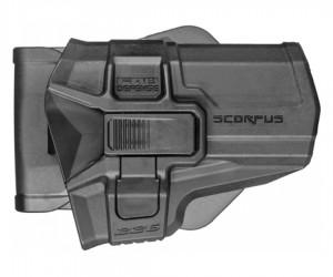 Кобура с кнопкой Fab Defense M1 226R для Sig Sauer P226 (черная)