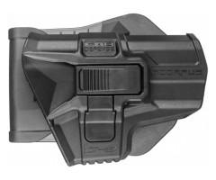 Кобура с кнопкой Fab Defense M1 G-9R для Glock 9 мм (черная)