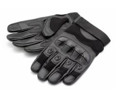 Перчатки тактические Стикхант Major прорезин. кастет I-Touch (черные)