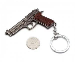 Брелок Microgun SR пистолет Beretta M9