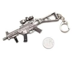 Брелок Microgun SR пистолет-пулемет Heckler und Koch UMP