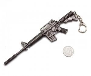 Брелок Microgun SR винтовка Colt M16A4