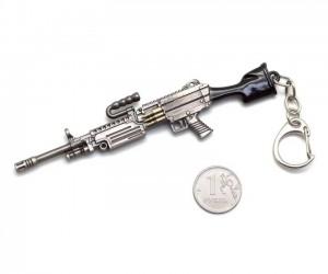 Брелок Microgun SR пулемет M249