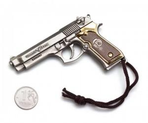 Брелок Microgun M пистолет Beretta 92