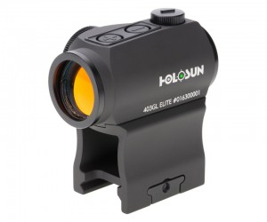 Коллиматорный прицел Holosun Micro Elite HE403GL-GR, Weaver/Picatinny
