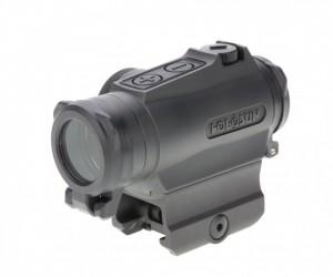 Коллиматорный прицел Holosun Micro Elite HE515GT-RD, Weaver/Picatinny