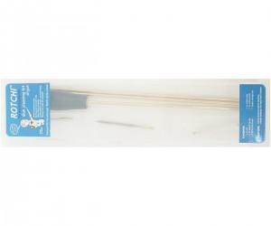 Набор для чистки Rotchi BH-CK05, кал. 4,5 мм (.177) латунный шомпол