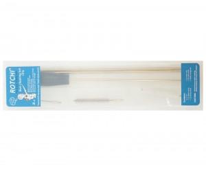 Набор для чистки Rotchi BH-CK05, кал. 6,35 мм (.25) латунный шомпол