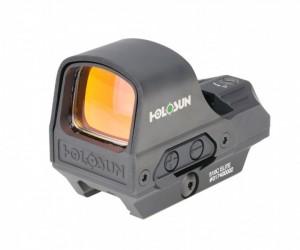 Коллиматорный прицел Holosun Open Elite HE510C-GR, Weaver/Picatinny