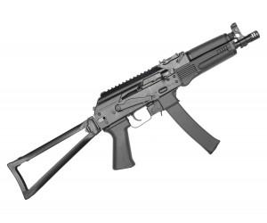 Охолощенный СХП пистолет-пулемет СХ-ПП-19-01 «Витязь» (Ижмаш) 10x31