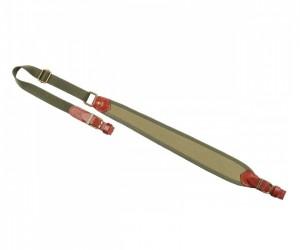 Ремень для ружья Vektor регулируемый, натуральная кожа