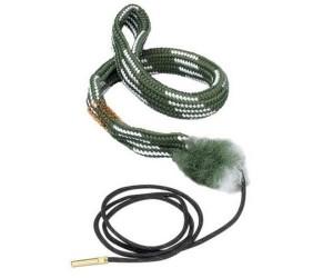 Гибкая змейка Hoppe's для чистки оружия, 16 калибра в контейнере