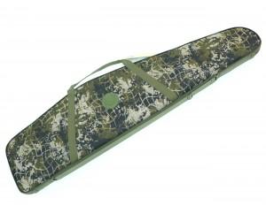 Чехол-кейс 110 см, с оптикой «Охота» (поролон, эконом)