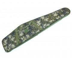 Чехол-кейс 120 см, с оптикой «Охота» (поролон, эконом)