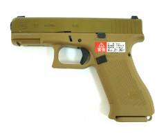 Страйкбольный пистолет VFC Umarex Glock 19X GBB Tan