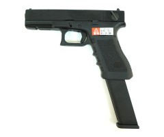 Страйкбольный пистолет VFC Umarex Glock 18C V2 Gen.3 GBB