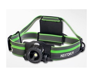 Налобный фонарь NexTORCH my Star H-Series, 550 люмен (зеленый)