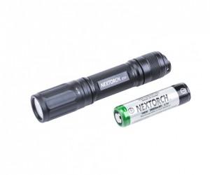 Фонарь аккумуляторный NexTORCH E51, 1 диод CREE XM-L V6, 1000 люмен