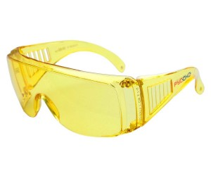 Очки защитные РУСОКО «Спектр Контраст» (желтые)