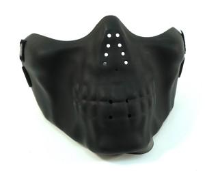Маска защитная на нижнюю часть лица Tactical Black
