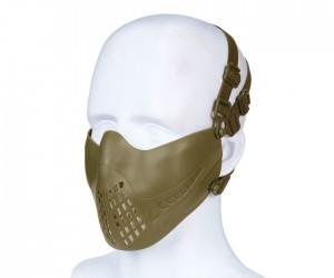 Маска защитная на нижнюю часть лица Leader Half Face Tan