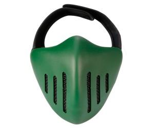 Маска защитная Honor Knight Half Face Green