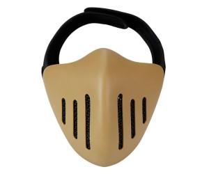 Маска защитная Honor Knight Half Face Tan