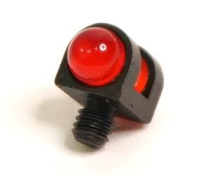 Оптоволоконная мушка красная с резьбой 2,6 мм