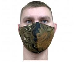 Защитная маска многоразовая 2-слойная NS Forest (10 шт.)