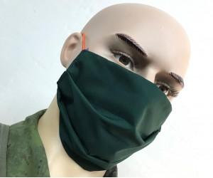 Защитная маска многоразовая 2-слойная NSB Khaki (10 шт.)
