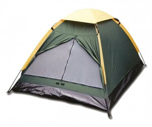 Палатка AVI-Outdoor Sommer 210x140x105 см, 2-местная (5914)