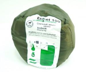Спальный мешок AVI-Outdoor Enkel 100 EQ (185x75 см, 0/+16 °С)