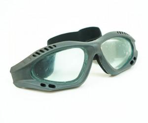 Очки защитные, поликарбонатные линзы GG0011 Black