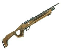 Пневматическая винтовка Hatsan Flash W (дерево, PCP, 3 Дж) 6,35 мм