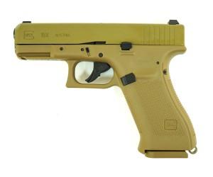 Пневматический пистолет Umarex Glock 19X Tan (blowback, BB)
