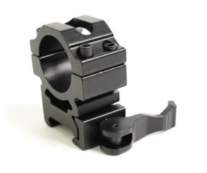 Кольцо на Weaver универсал. быстросъемное Centershot для прицелов / фонарей / боуфишинга