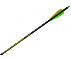 Стрела лучная фибергласс Centershot Spark 500 оперение Parabolic 3
