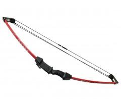 Детский блочный лук Centershot «Корсар» 5,5 кг, 88 см (красный)