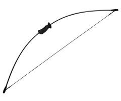 Детский классический лук Centershot «Эльф» 4,5 кг, 91 см (черный)