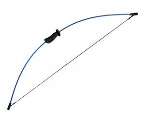 Детский классический лук Centershot «Эльф» 4,5 кг, 91 см (синий)