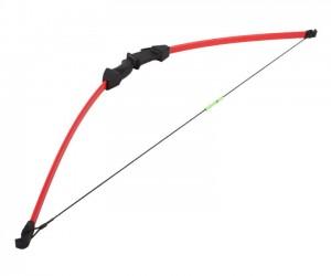 Детский классический лук Centershot «Робин» 7 кг, 110 см (красный)