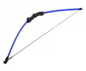 Детский классический лук Centershot «Робин» 7 кг, 110 см (синий)