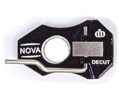 Полочка для классического лука магнитная Decut Nova Black