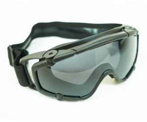 Очки защитные FMA SI Tactical, 2 сменные линзы (AS-GG0001B)