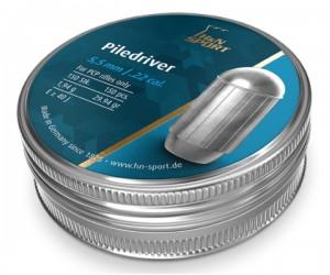 Пули H&N Piledriver 5,5 мм, 1,95 грамм, 150 штук